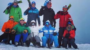 Snow Experiences-La Clusaz, Massif des Aravis-Downhill Yooner session in La Clusaz-1