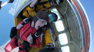 Skydiving-Taupo-Saut en parachute en tandem à Taupo, Nouvelle-Zélande-6