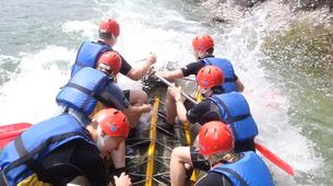 Rafting-Bled-Rafting down the Sava River in Bled, Slovenia-5