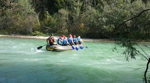 Rafting-Bled-Rafting down the Sava River in Bled, Slovenia-4
