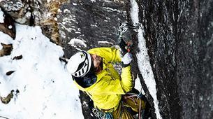 Eisklettern-Großglockner-Guided ice climbing trips in Ahrntal from Lienz-6