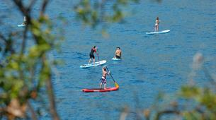 Paddle surf-Niza-SUP excursion in Cap Martin near Nice-4