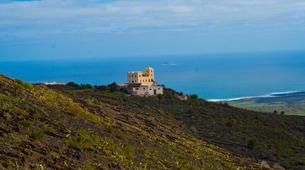 Randonnée / Trekking-Lanzarote-Randonnée au Volcan de la Corona et aux falaises de Famara à Lanzarote-1
