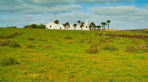Randonnée / Trekking-Lanzarote-Randonnée au Volcan de la Corona et aux falaises de Famara à Lanzarote-4