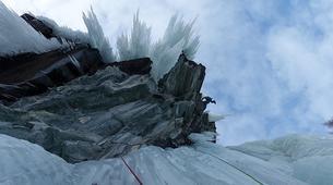 Eisklettern-Großglockner-Guided ice climbing trips in Ahrntal from Lienz-1