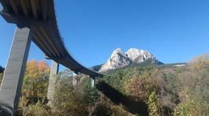 Saut à l'élastique-Barcelone-Bridge Jumping in Saldes near Barcelona-5