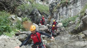 Canyoning-Nuria-Canyoning at Lower Nuria Gorges near Nuria-6