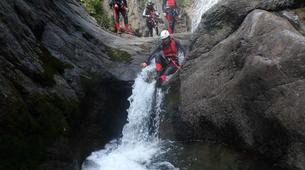 Canyoning-Nuria-Canyoning at Lower Nuria Gorges near Nuria-4