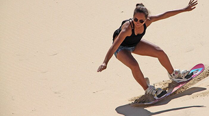 Sandboarding-Port Elizabeth-Sandboarding session near Port Elizabeth-1
