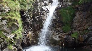 Canyoning-Gèdre-Canyon de la Caouba du Maillet à Gèdre, Hautes-Pyrénées-13