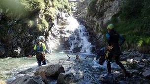Canyoning-Gèdre-Canyon de la Caouba du Maillet à Gèdre, Hautes-Pyrénées-9