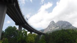 Saut à l'élastique-Barcelone-Bridge Jumping in Saldes near Barcelona-3