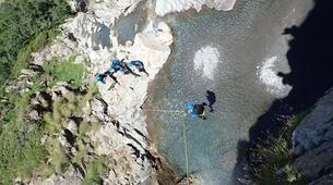 Canyoning-Gèdre-Canyon de la Caouba du Maillet à Gèdre, Hautes-Pyrénées-8