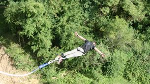 Bungee Jumping-Exermont-Bungee jumping from Exermont Viaduct near Verdun-5