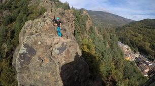Via Ferrata-Vall de Ribes-Via Ferrata in Ribes de Freser, Catalonia-6