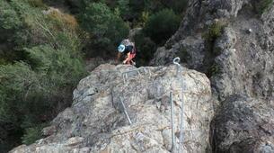 Via Ferrata-Vall de Ribes-Via Ferrata in Ribes de Freser, Catalonia-4