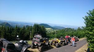 Quad-Saint-Jeures-Randonnée Quad à Saint-Jeures en Auvergne-4