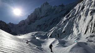 Backcountry Skiing-Chamonix Mont-Blanc-Backcountry skiing day trip in the Mont Blanc Massif-3