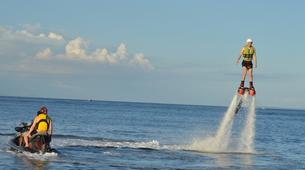 Flyboard / Hoverboard-Kuta Selatan-Flyboard session on Pantai Samuh beach in Nusa Dua, Bali-6