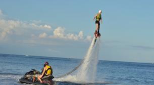 Flyboard / Hoverboard-Kuta Selatan-Flyboard session on Pantai Samuh beach in Nusa Dua, Bali-2