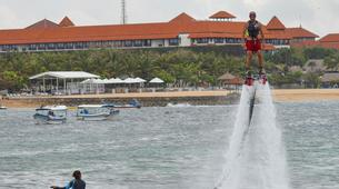 Flyboard / Hoverboard-Kuta Selatan-Flyboard session on Pantai Samuh beach in Nusa Dua, Bali-5