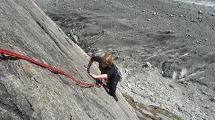 Rock climbing-Chamonix Mont-Blanc-Discover multi-pitch climbing in Vallorcine-3