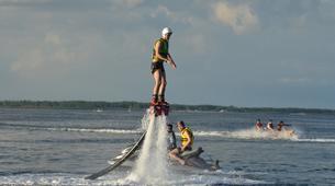 Flyboard / Hoverboard-Kuta Selatan-Flyboard session on Pantai Samuh beach in Nusa Dua, Bali-4