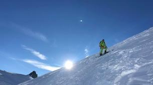 Backcountry Skiing-Chamonix Mont-Blanc-Backcountry skiing day trip in the Mont Blanc Massif-2