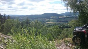 Quad-Saint-Jeures-Randonnée Quad à Saint-Jeures en Auvergne-1