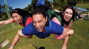 Bungee Jumping-Rotorua-The 'Swoop' in Rotorua-2