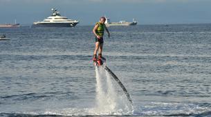 Flyboard / Hoverboard-Kuta Selatan-Flyboard session on Pantai Samuh beach in Nusa Dua, Bali-1