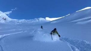 Backcountry Skiing-Chamonix Mont-Blanc-Backcountry skiing day trip in the Mont Blanc Massif-6