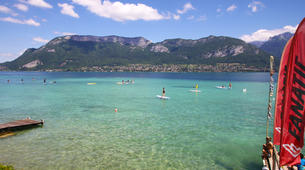 Stand up Paddle-Annecy-Stand up paddle rental on Lake Annecy-6