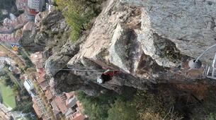 Via Ferrata-Vall de Ribes-Via Ferrata in Ribes de Freser, Catalonia-3