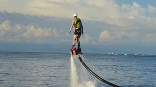 Flyboard / Hoverboard-Kuta Selatan-Flyboard session on Pantai Samuh beach in Nusa Dua, Bali-3
