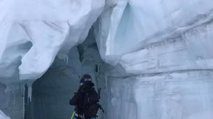 Backcountry Skiing-Chamonix Mont-Blanc-Backcountry skiing day trip in the Mont Blanc Massif-5