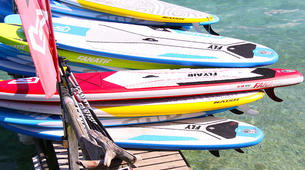 Stand up Paddle-Annecy-Stand up paddle rental on Lake Annecy-3