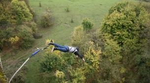 Bungee Jumping-Exermont-Bungee jumping from Exermont Viaduct near Verdun-4