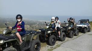 Quad biking-Rethymno-Quad and buggy excursion from oceanside Rethimno-6