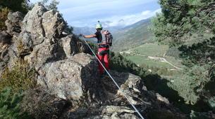 Via Ferrata-Vall de Ribes-Via Ferrata in Ribes de Freser, Catalonia-1