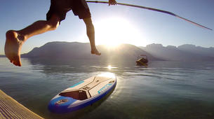 Stand up Paddle-Annecy-Stand up paddle rental on Lake Annecy-2