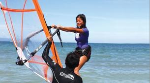 Windsurfing-Sanur-Beginner windsurfing lesson in Sanur-1