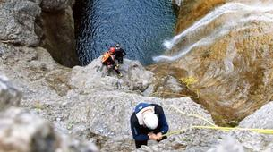 Canyoning-Zugspitze-Beginners canyon in Biberwier, close to the Zugspitz and Eibseee-2