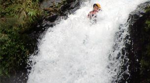 Canyoning-Rivière Langevin, Saint-Joseph-Randonnée Aquatique dans la Rivière Langevin, La Réunion-6