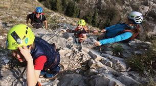 Via Ferrata-Lake Garda-Via ferrata Colodri near Lake Garda-6
