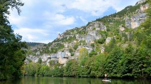 Stand up Paddle-Gorges du Tarn-Stand up paddle excursion in the Gorges du Tarn-4