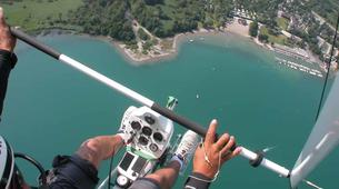 Ultraligeros-Annecy-Microlight first flight above Annecy-5