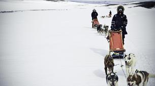 Dog sledding-Tromsø-2 day Arctic dog sledding expedition in Tromsø-1