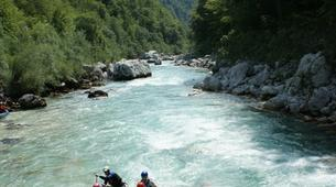 Rafting-Bovec-Rafting on the Soča River near Bovec-5