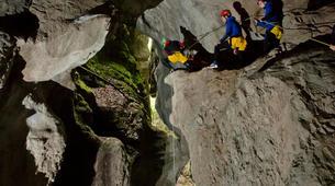Canyoning-Kitzbühel-Canyoning Taxaklamm bei Kitzbühel-4